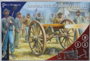 Perry Miniatures 28mm ACW-90 ACW Artillery 1861-65